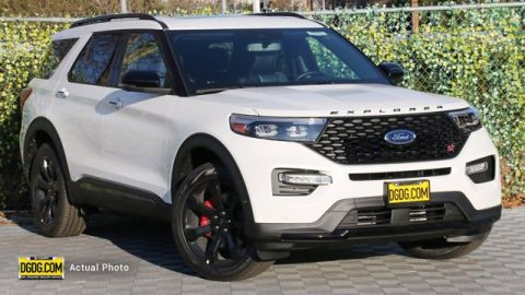 New 2020 Ford Explorer ST 4WD 4D Sport Utility