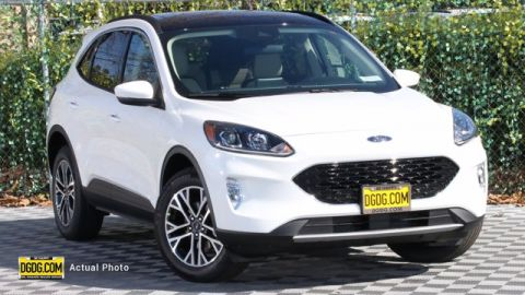 New 2020 Ford Escape SEL AWD 4D Sport Utility