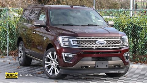 New 2020 Ford Expedition King Ranch 4WD 4D Sport Utility