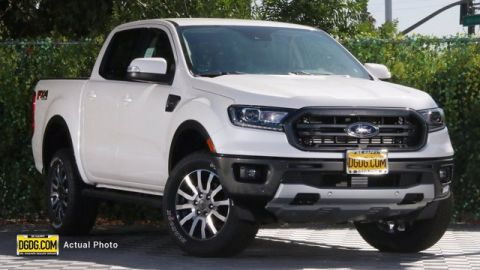 New 2019 Ford Ranger Lariat 4WD 4D Crew Cab
