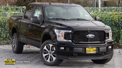 New 2020 Ford F-150 XL 4WD 4D SuperCrew