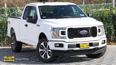 New 2020 Ford F-150 XL 4WD Super Cab