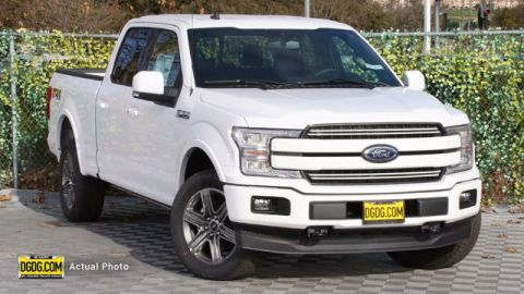 New 2020 Ford F-150 Lariat 4WD 4D SuperCrew
