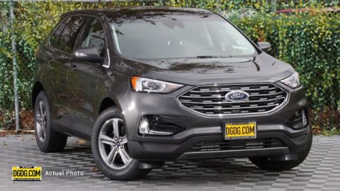 New 2020 Ford Edge SEL AWD 4D Sport Utility