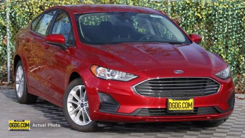 New 2020 Ford Fusion Hybrid SE FWD 4D Sedan