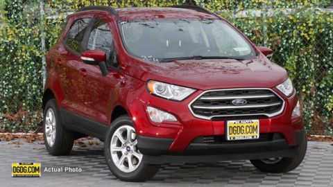 New 2020 Ford EcoSport SE 4WD 4D Sport Utility